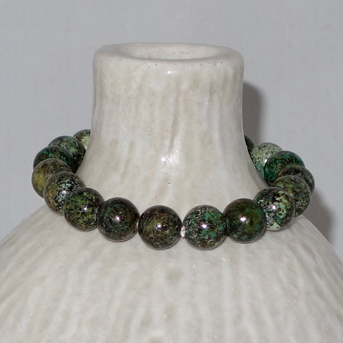 Mineral Bracelet - African Turquoise