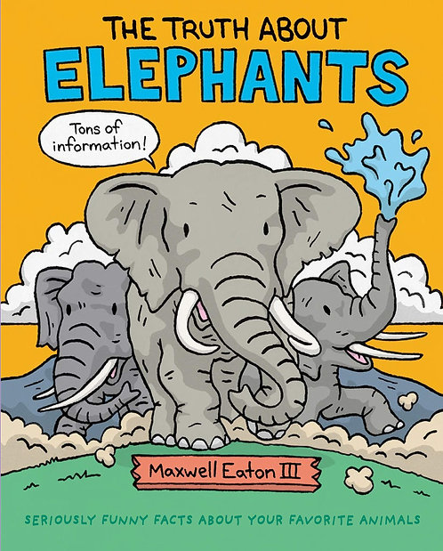 The Truth About Elephants - Seriously Funny Facts