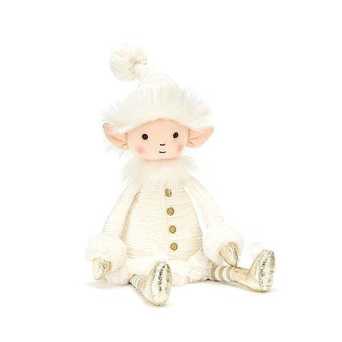 """Jellycat Snowflake Elf - 14"""""""