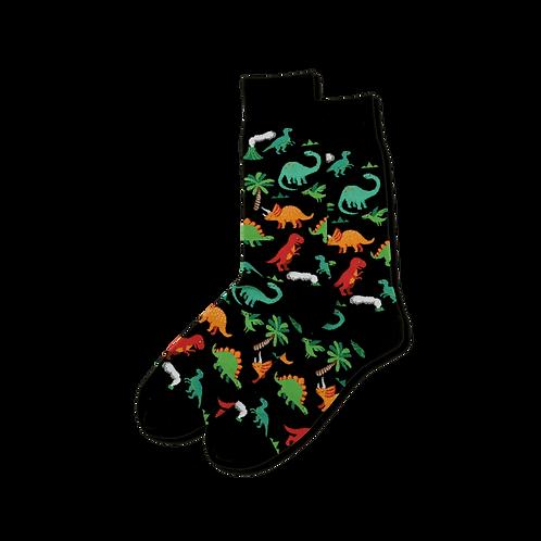 Mens Socks - Dinosaurs
