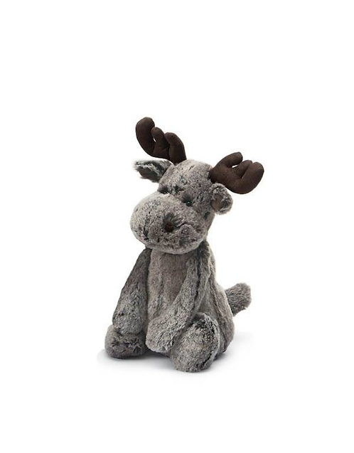 Jellycat Bashful Moose Mini - 7""