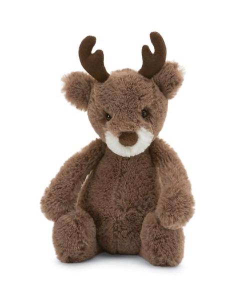 """Jellycat Bashful Deer - 12"""""""
