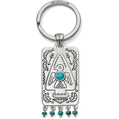 Brighton Southwest Dream Pueblo Key Fob