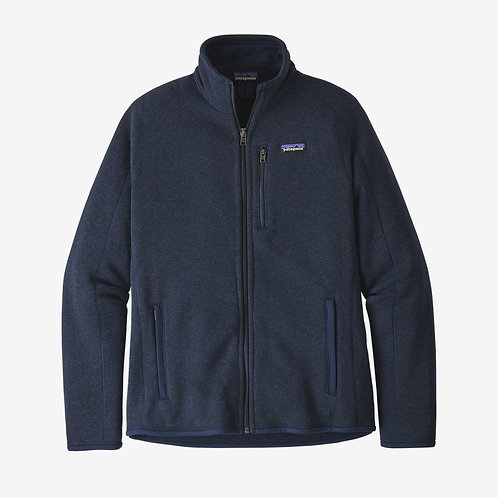 Patagonia - M's Better Sweater Jacket in Navy