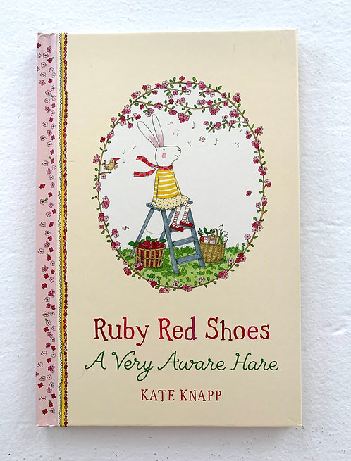 Childrens Book - Ruby Red Shoes: A Very Aware Hare