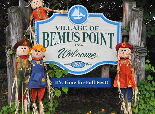 Bemus Point Fall Fest is Sept. 13-15!