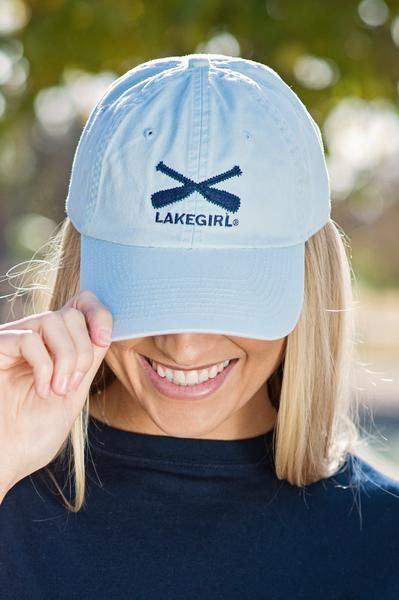 Lakegirl Baseball Cap in Surf