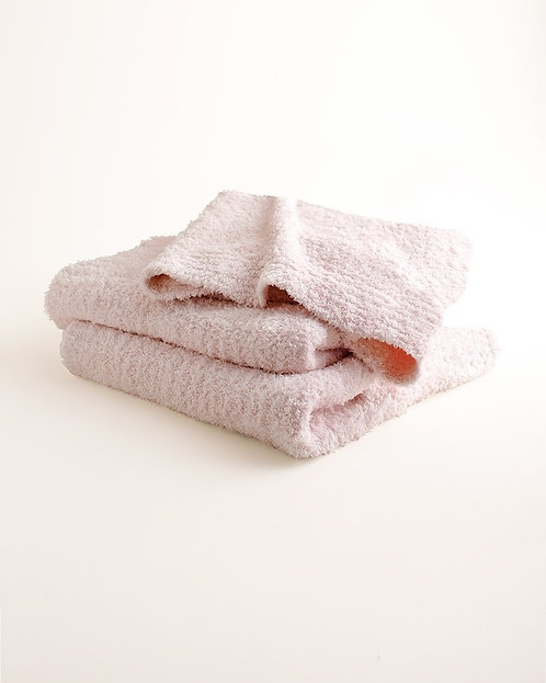 Barefoot Dreams Cozychic Throw Blanket in Pink
