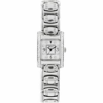 Brighton Silver Turin Watch