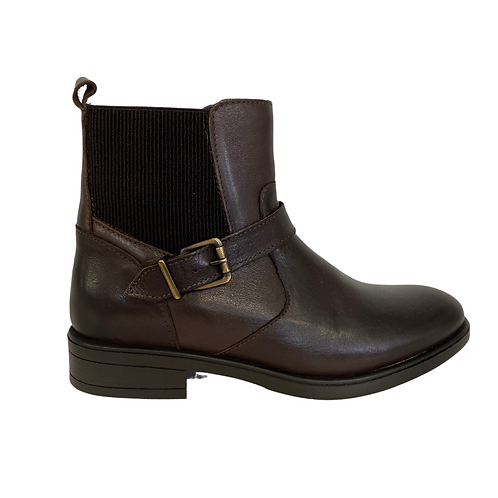 Eric Michael Tipsy Boot in Brown