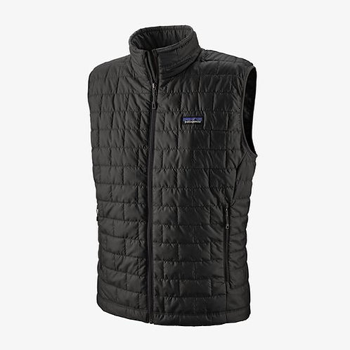 Patagonia - M's Nano Puff Vest in Black