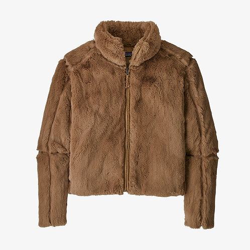 Patagonia - W's Lunar Frost Jacket in Bearfoot Tan