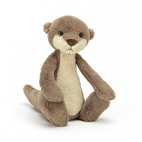 "Jellycat Bashful Otter - 12"""