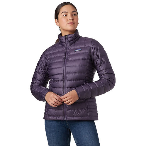 Patagonia - W's Down Sweater Jacket in Piton Purple