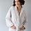 Thumbnail: Sheepy Fleece Robe in Dove Gray
