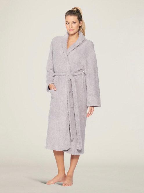 Barefoot Dreams Robe in Dove Grey