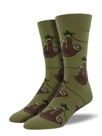Mens Socks - Sloth