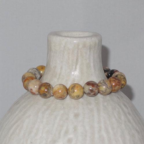 Mineral Bracelet - Crazy Agate
