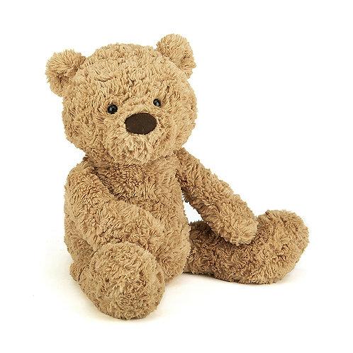 "Jellycat Bumbly Bear - 17"""