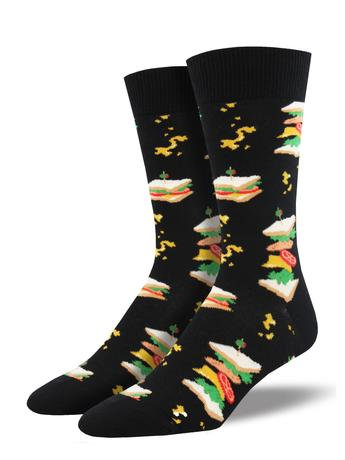 Mens Socks - Sandwiches
