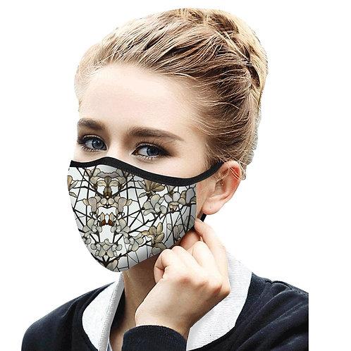Face Mask by Rain Capers - Tiffany Magnolia