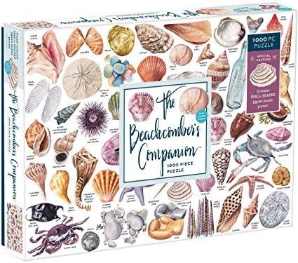 1000 Piece Puzzle - Beachcomber's Companion