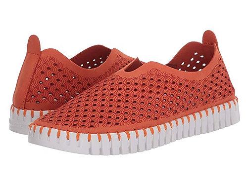 Ilse Jacobsen Tulip Shoe in Orange