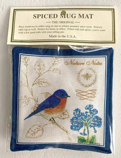 Bluebird Spiced Mug Mat