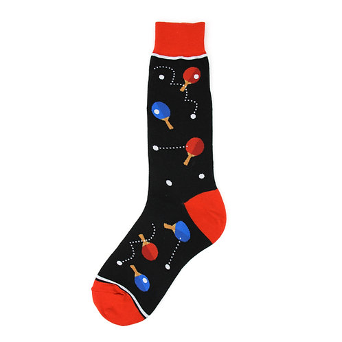 Mens Socks - Ping Pong