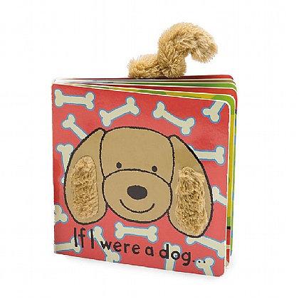 Jellycat Board Book - If I Were A Dog