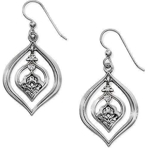 Brighton Casablanca Jewel French Wire Earrings