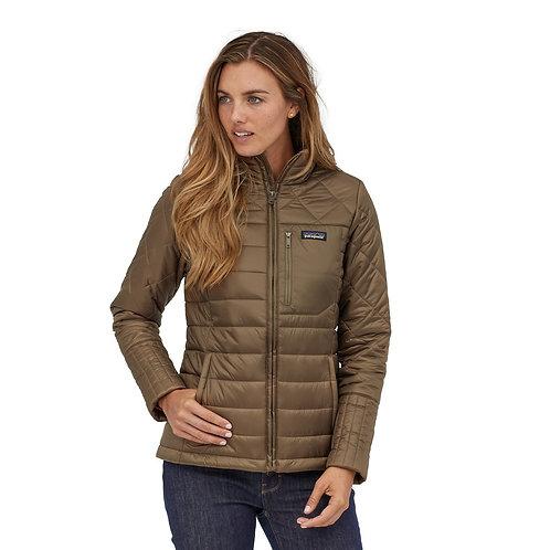 Patagonia - W's Radalie Jacket in Topsoil Brown