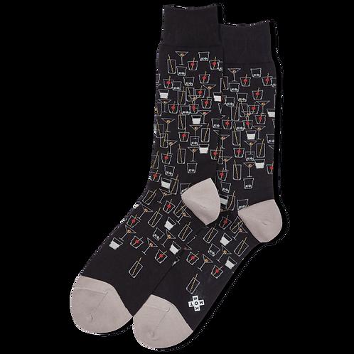Mens Socks - Cocktail