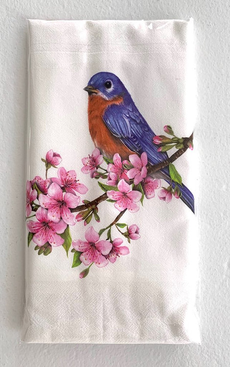 Bluebird Towel