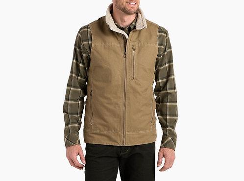 Kuhl - Men's Burr Vest Lined in Khaki