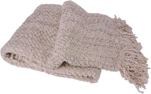Canyon Blanket in Eggshell