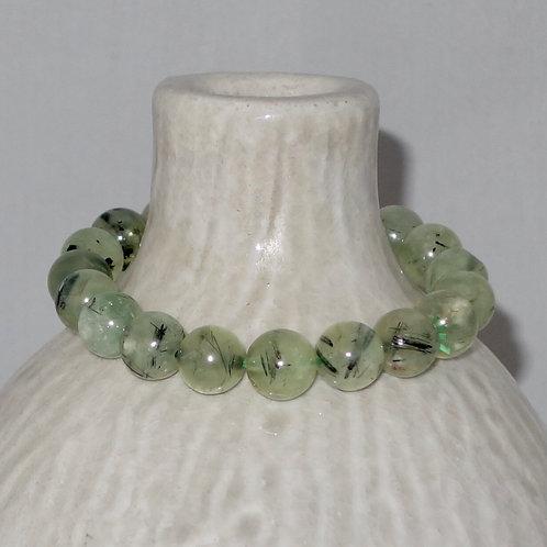 Mineral Bracelet - Prehnite