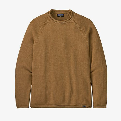 Patagonia - M's Ponderosa Pine Roll-Neck Sweater in Nest Brown