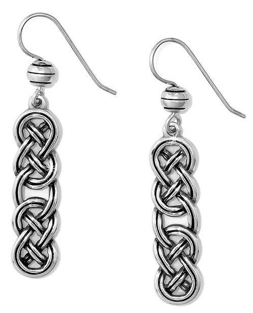 Brighton Interlok Ladder Earrings