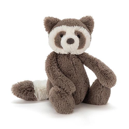 """Jellycat Bashful Raccoon - 12"""""""
