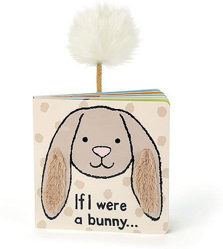 Jellycat Board Book - If I Were A Bunny