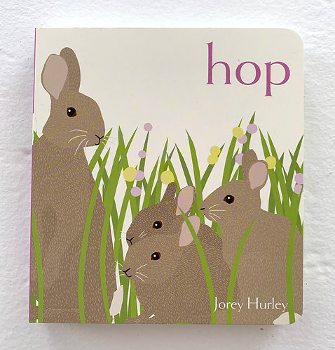 Childrens Book - Hop