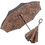 Thumbnail: Inverted Umbrella by Rain Capers - Leopard Print