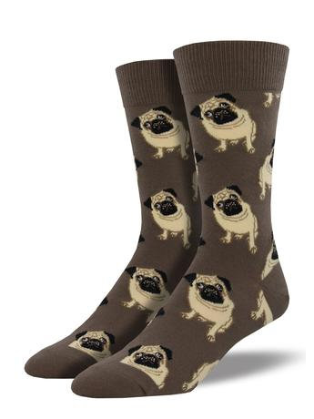 Mens Socks - Pugs