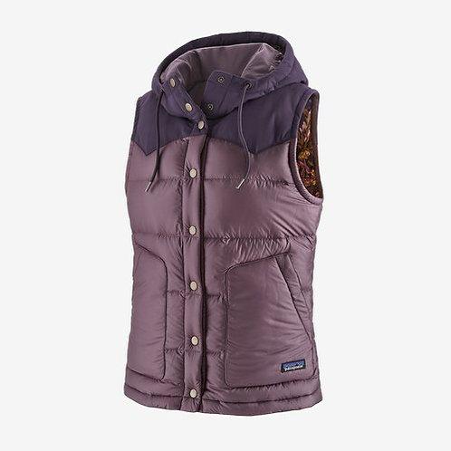 Patagonia - W's Bivy Hooded Vest in Hyssop Purple
