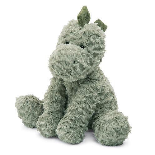 "Jellycat Fuddlewuddle Dino Mini - 7"""