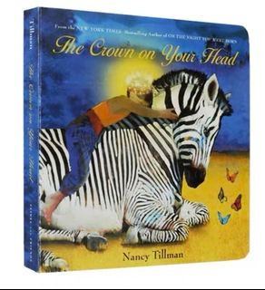 Board Book - The Crown on Your Head by Nancy Tillman