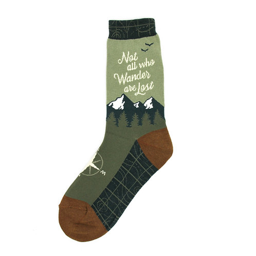 Womens Socks -Wanderer
