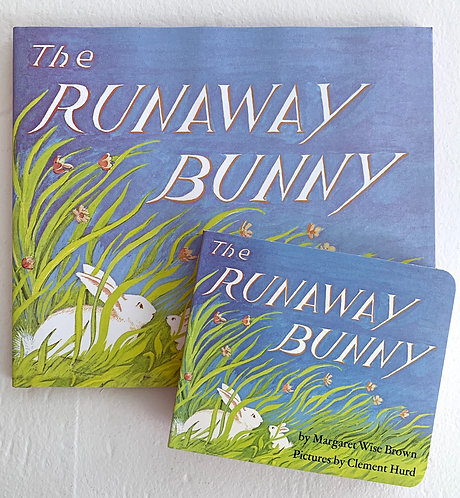 Childrens Book - The Runaway Bunny