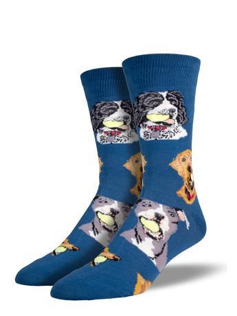 Mens Socks - Ball Dogs